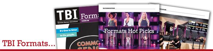 TBI Formats